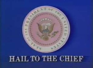 Hail to the Chief (TV series) - Image: Hail to the Chief tv show