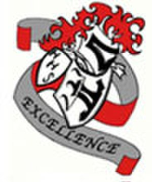 J. M. Hanks High School - Image: Hanks hs logo
