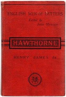 <i>Hawthorne</i> (book) book by Henry James