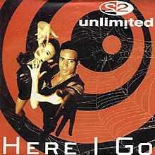 2 Unlimited - Here I Go (studio acapella)