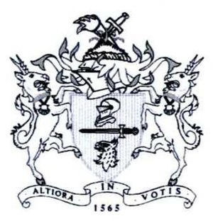 Highgate School - Image: Highgate crest