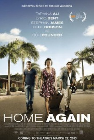 Home Again (2012 film) - Film poster