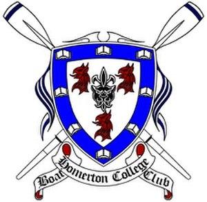 Homerton College Boat Club - Image: Homerton Boat Club logo