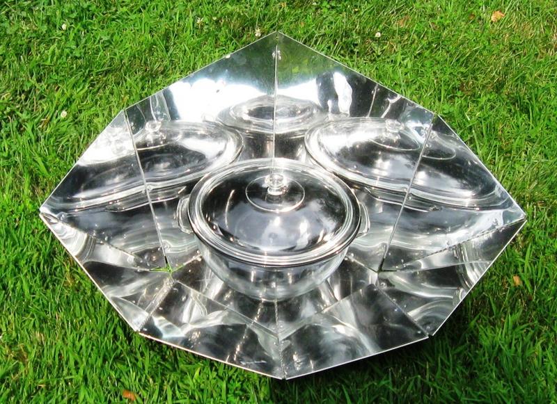 Image Result For Homemade Solar Powered