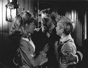 In Search of the Castaways (film) - Hayley Mills, Jack Gwillim and Keith Hamshere