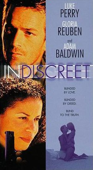 Indiscreet (1998 film) - VHS Cover