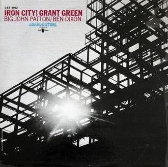 Iron City (album) - Image: Iron City (Cobblestone album)