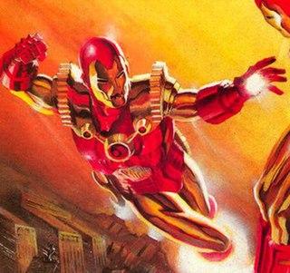 Iron Man 2020 Comic book character