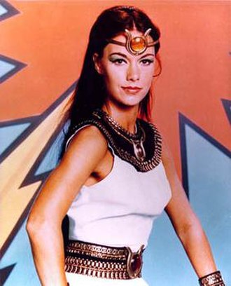 Isis (DC Comics) - Joanna Cameron as Isis in The Secrets of Isis.