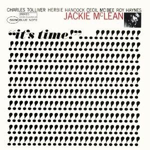 It's Time! (album) - Image: It's Time! (Jackie Mc Lean album)