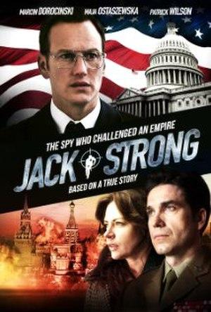 Jack Strong (film) - Image: Jack Strong Poster