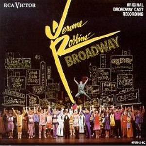 Jerome Robbins' Broadway - Original cast recording released by RCA Victor
