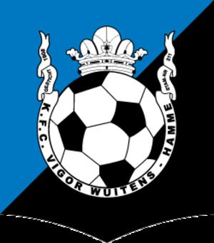 K.F.C. Vigor Wuitens Hamme - Image: K.F.C. Vigor Wuitens Hamme logo