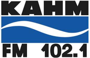 KAHM - Image: KAHM FM102.1 logo
