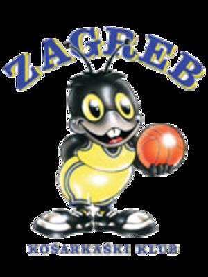 KK Zagreb - Image: KK Zagreb logo