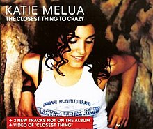 Katie Melua - The Closest Thing to Crazy.JPG