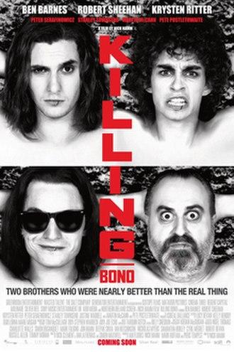 Killing Bono - Theatrical release poster