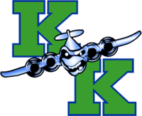 Kindersley Klippers logo.png