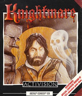 <i>Knightmare</i> (1987 video game) 1987 video game