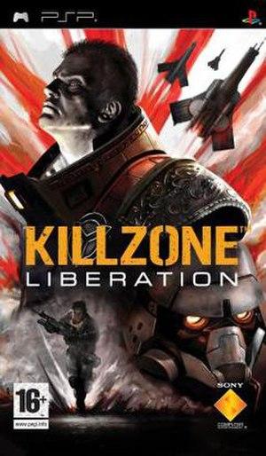Killzone: Liberation - Image: Kzlboxart