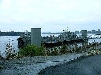 USS LST-325 - Image: LST 182