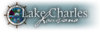 Official logo of Lake Charles, Louisiana
