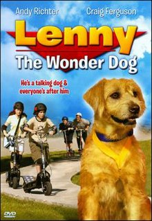 Lenny the Wonder Dog DVD cover.jpg
