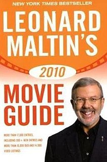 <i>Leonard Maltins Movie Guide</i> Book by Leonard Maltin