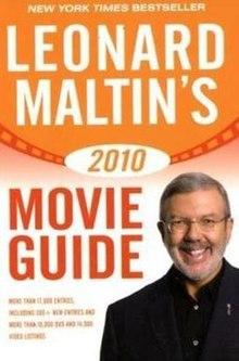 leonard maltin s movie guide wikipedia rh en wikipedia org leonard maltin 2017 movie guide Leonard Maltin Minute