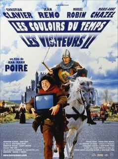 <i>The Visitors II: The Corridors of Time</i> 1998 film by Jean-Marie Poiré