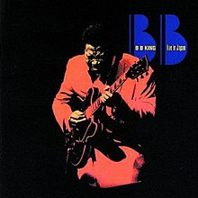 Live in Japan (B B  King album) - Wikipedia