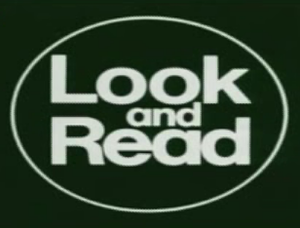 Logo of Look and Read