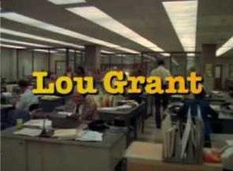 Lou Grant (TV series) - Image: Lou Grant Logo