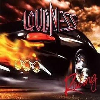 Racing (album) - Image: Loudness racing