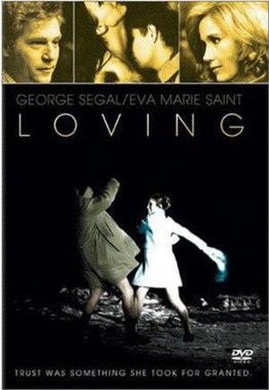 Loving (1970 film) - DVD Cover