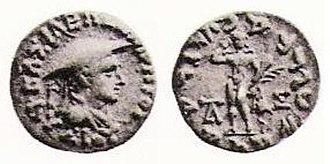 Lysias Anicetus - Image: Lysias 156