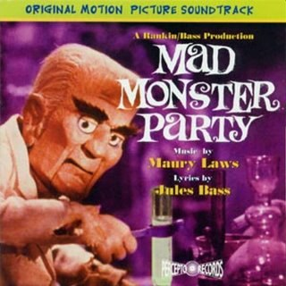 Mad Monster Party cd cover