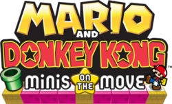 Mario and Donkey Kong Minis on the Move.png