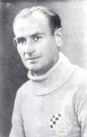 Márton Bukovi - Bukovi wearing a Građanski jersey