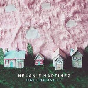Dollhouse (Melanie Martinez EP) - Image: Melanie Martinez Dollhouse EP cover