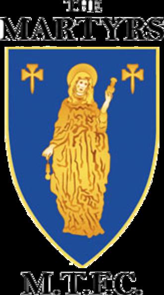 Merthyr Tydfil F.C. - Official logo of Merthyr Tydfil Football Club