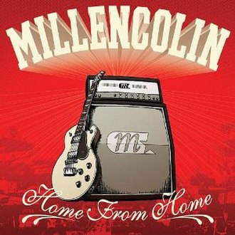 Home from Home (album) - Image: Millencolin Home from Home cover