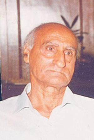 Mirza Adeeb - Image: Mirza Adeeb