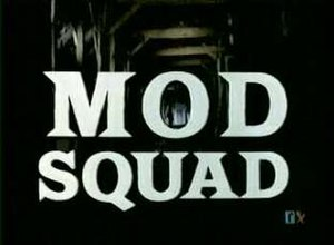 The Mod Squad - Title screen