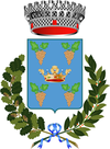 Coat of arms of Montaldo Bormida