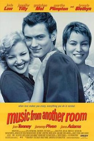 Music from Another Room (film) - Promotional film poster