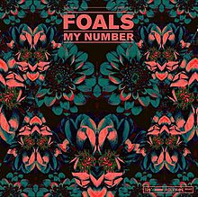 My Number (Foals song) - Wikipedia