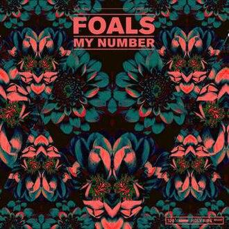 Foals - My Number (studio acapella)