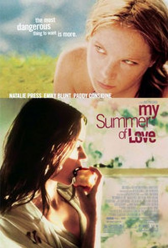 My Summer of Love - Theatrical release poster