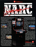 Picture of a game: Narc